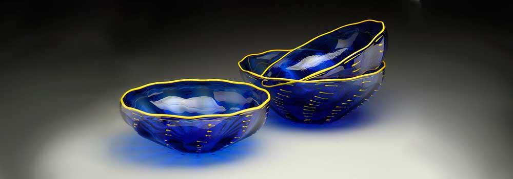 Jordana Korsen, Three Blue Bowls