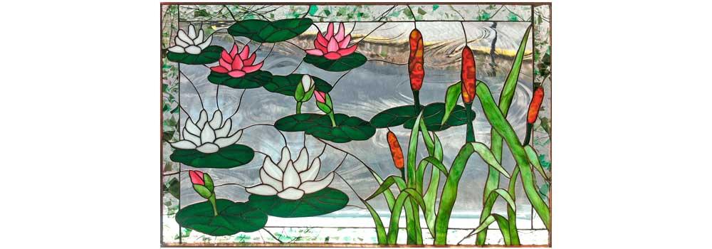 Kathy Blackmer, Lily Pad Window