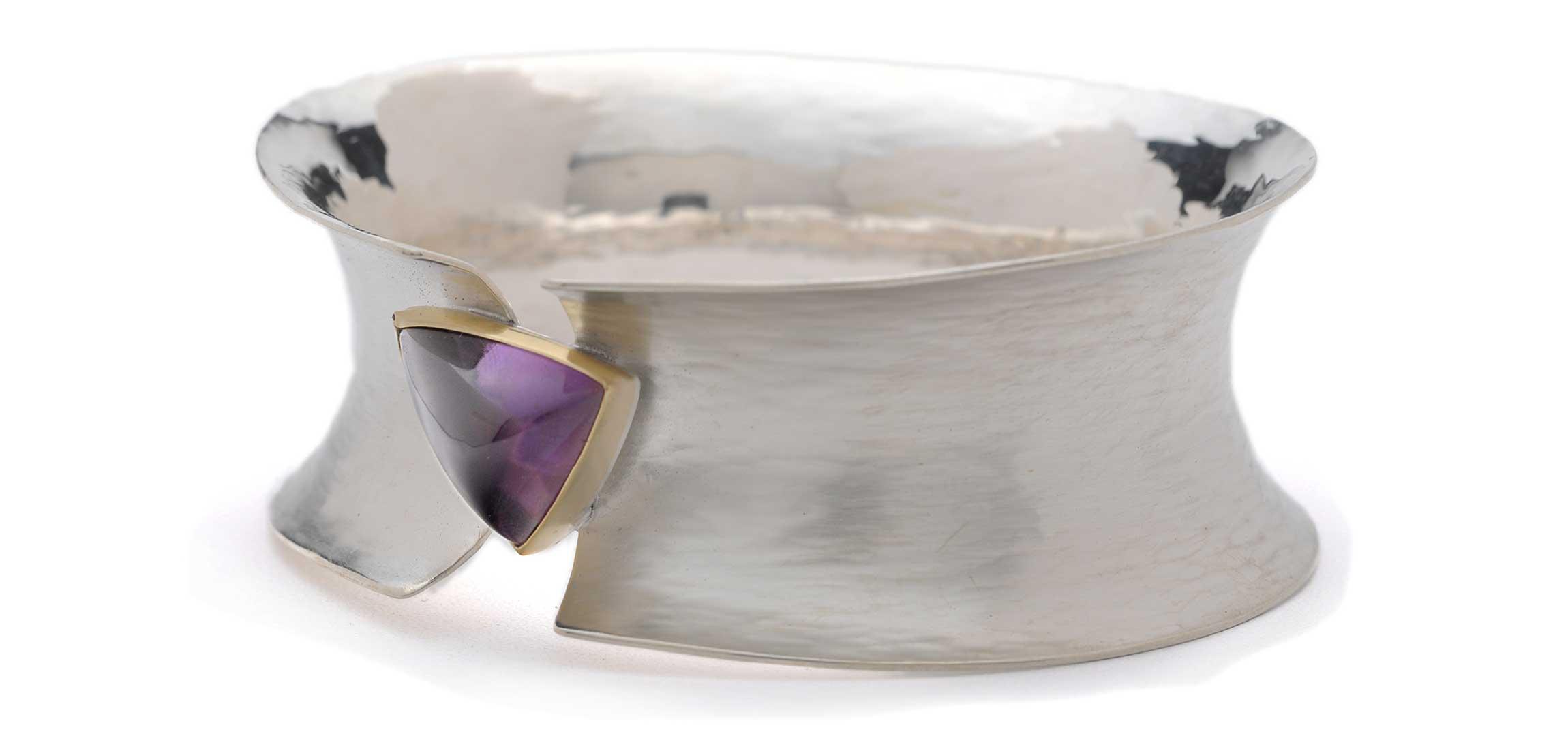 Susan Mulvey Amythest Ring